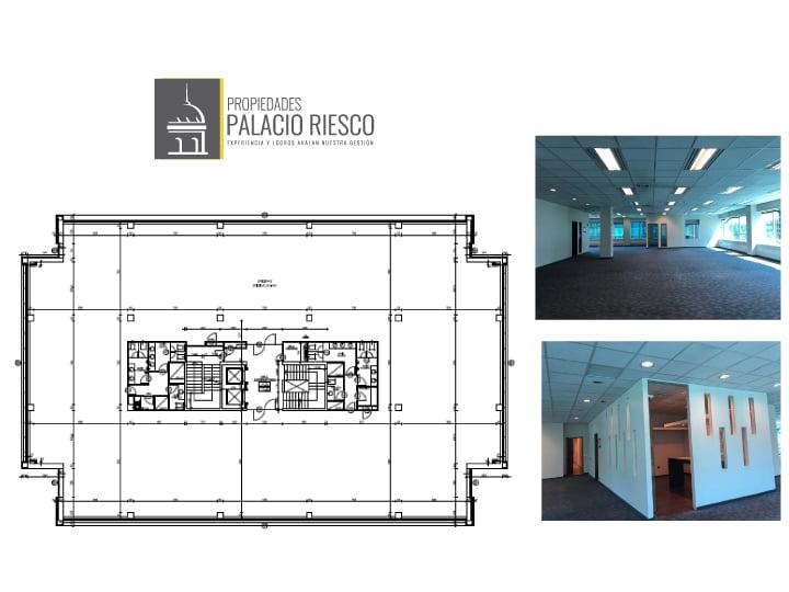 Plano tercer piso