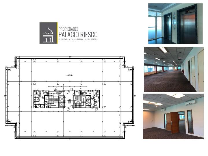 Plano cuarto piso