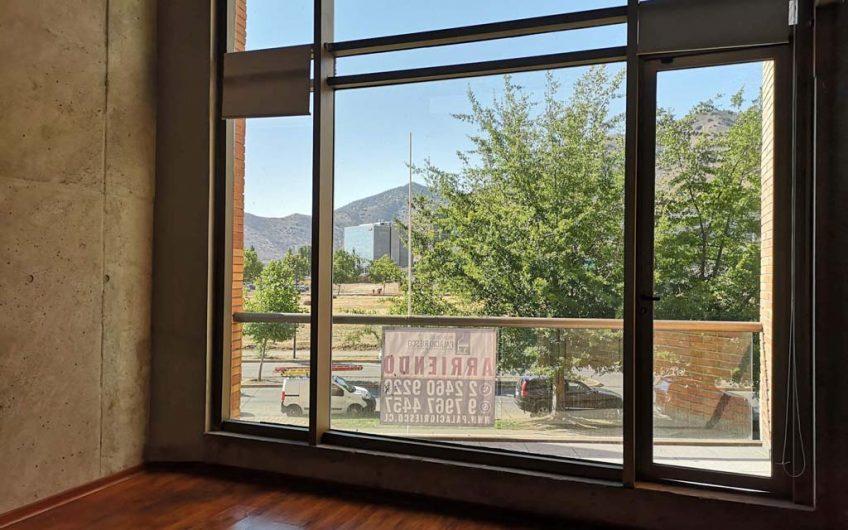 Arriendo oficina 414 m2   Ciudad Empresarial   Santiago
