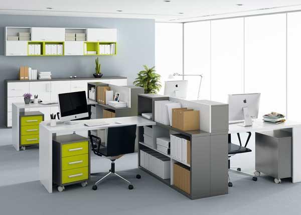 Decoración de Oficinas Modernas y Elegantes